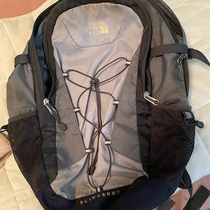 Slingshot north face backpack